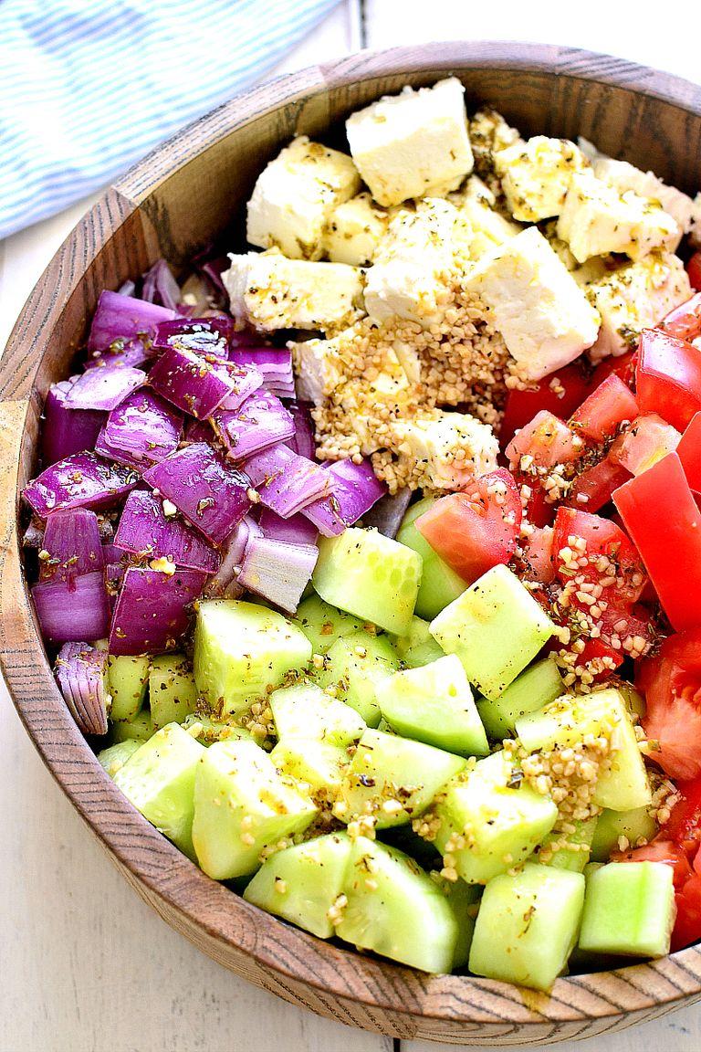 20 easy summer salads  best recipes for summer salad
