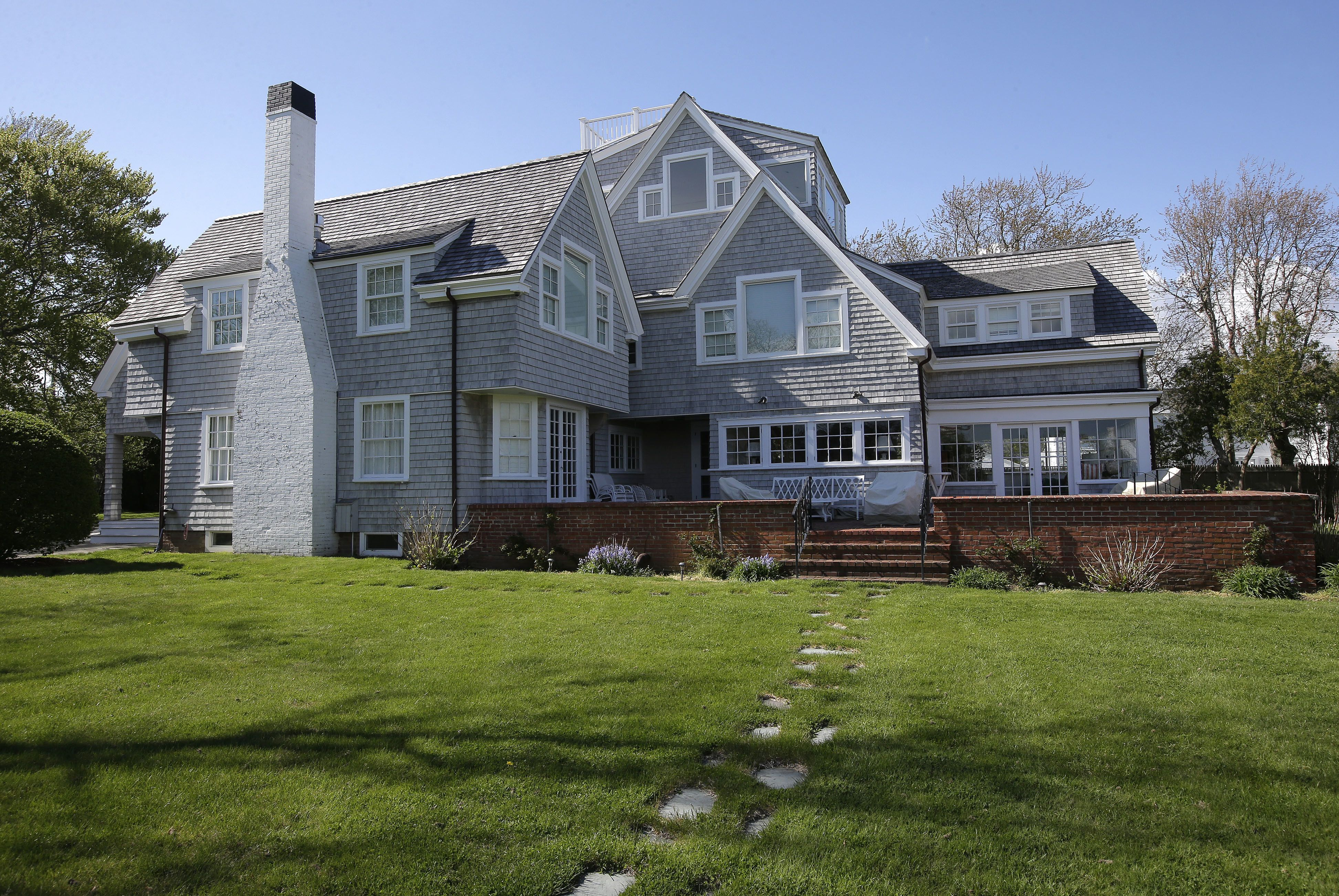 Pieces of JFK's Cape Cod Home Are Being Transformed Into Art