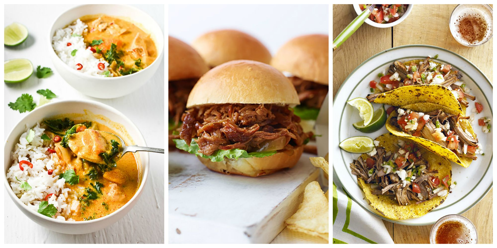16 Deliciously Easy Slow-Cooker Recipes for Warm Summer Days