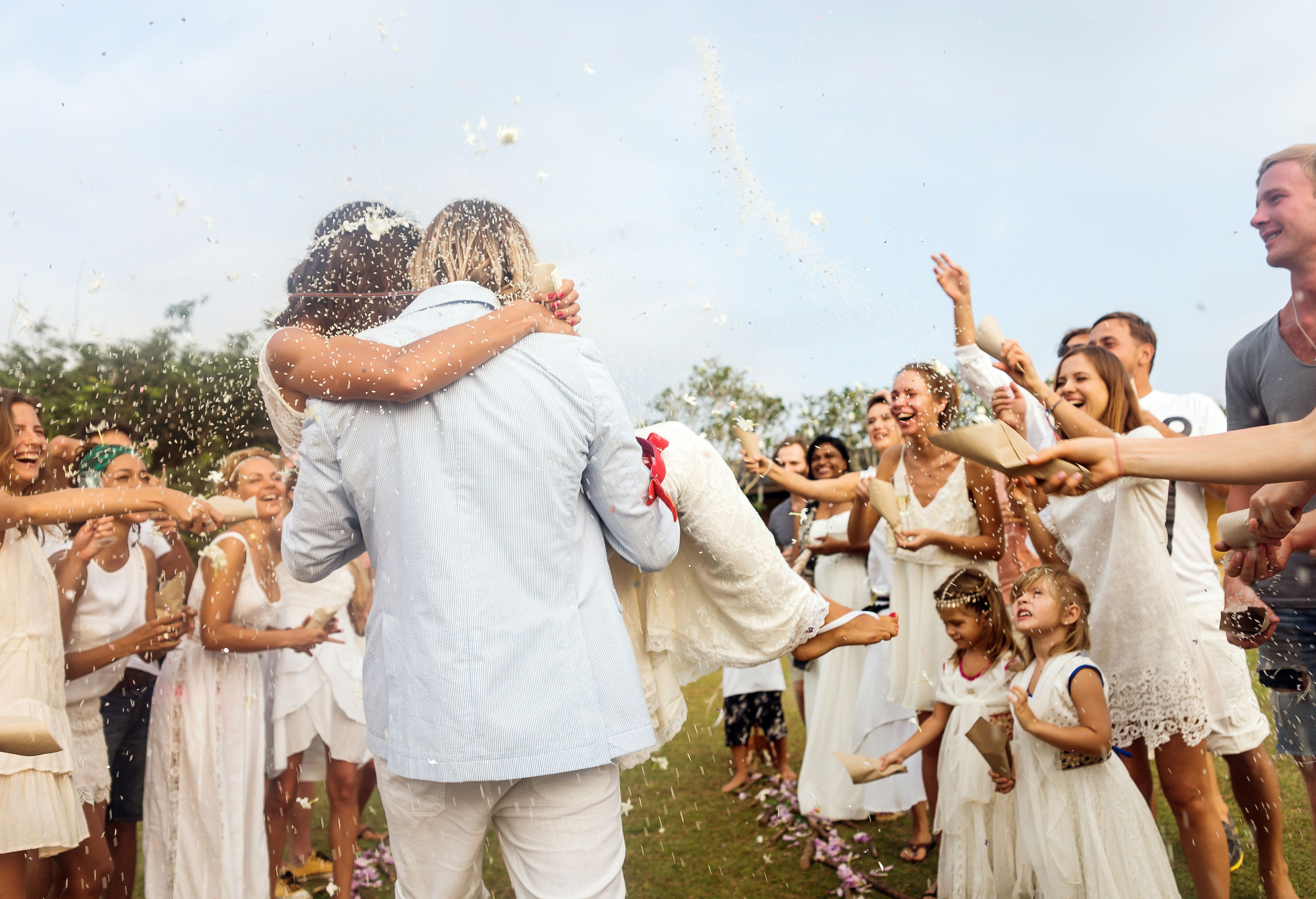 Puri Budaya Wedding Blessing Bali