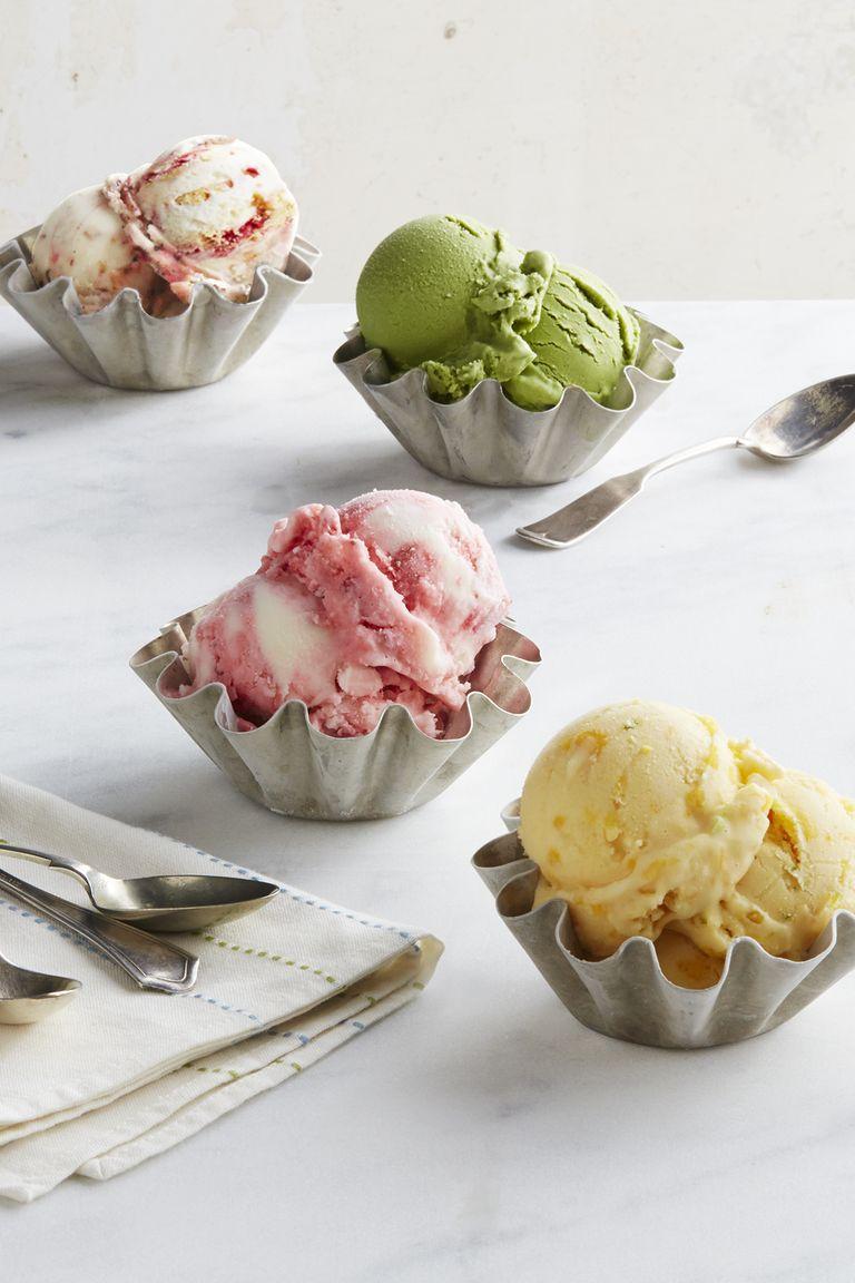 frozen ice cream maker instructions