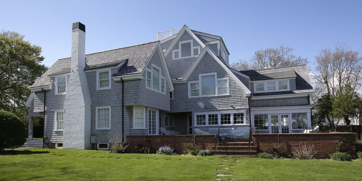 You Can Now Own a Piece of JFK's Cape Cod Home
