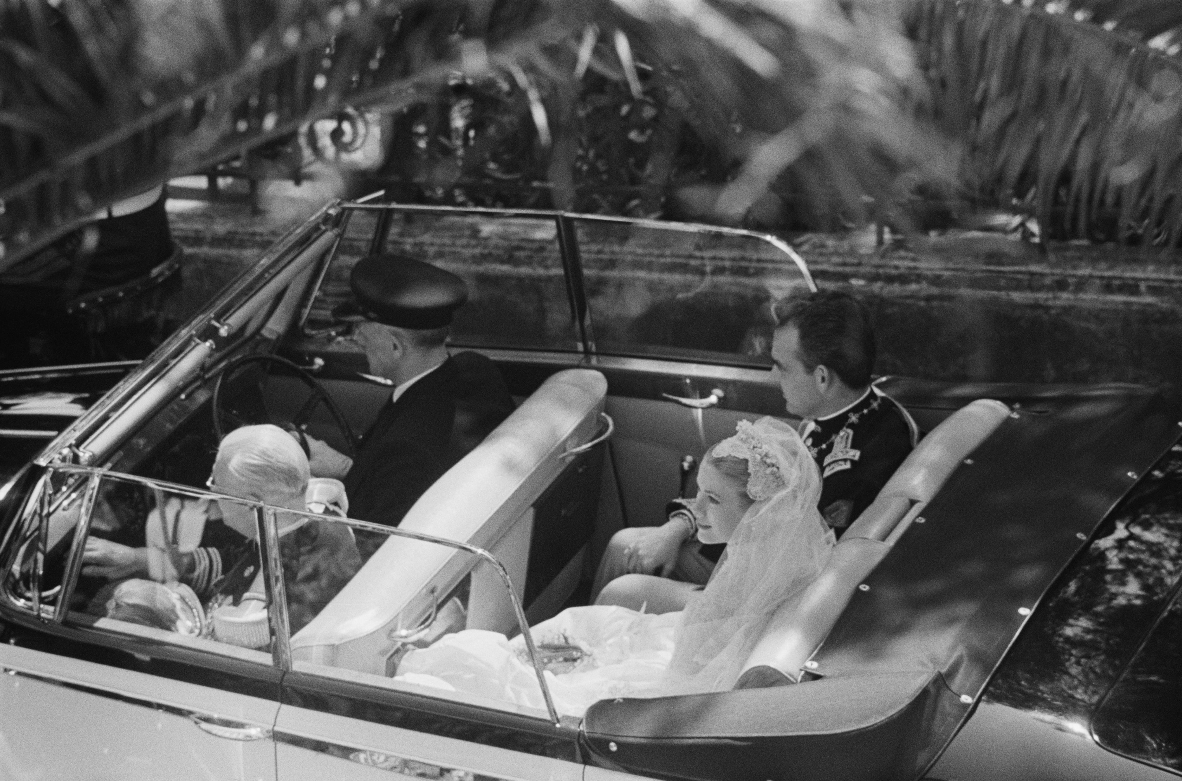 Grace Kelly Car Accident