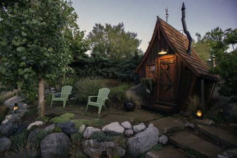 These Enchanting Tiny Cottages Look Straight Out of a