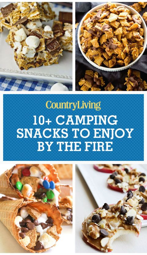 Pin This Image Save These Camping Snack