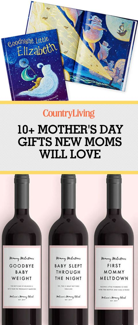 Save These Ideas New Mom Gift
