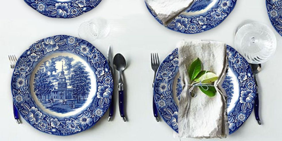 UntamedHeartsProject & Remember When Grocery Stores Handed Out Beautiful Dinnerware for Free?