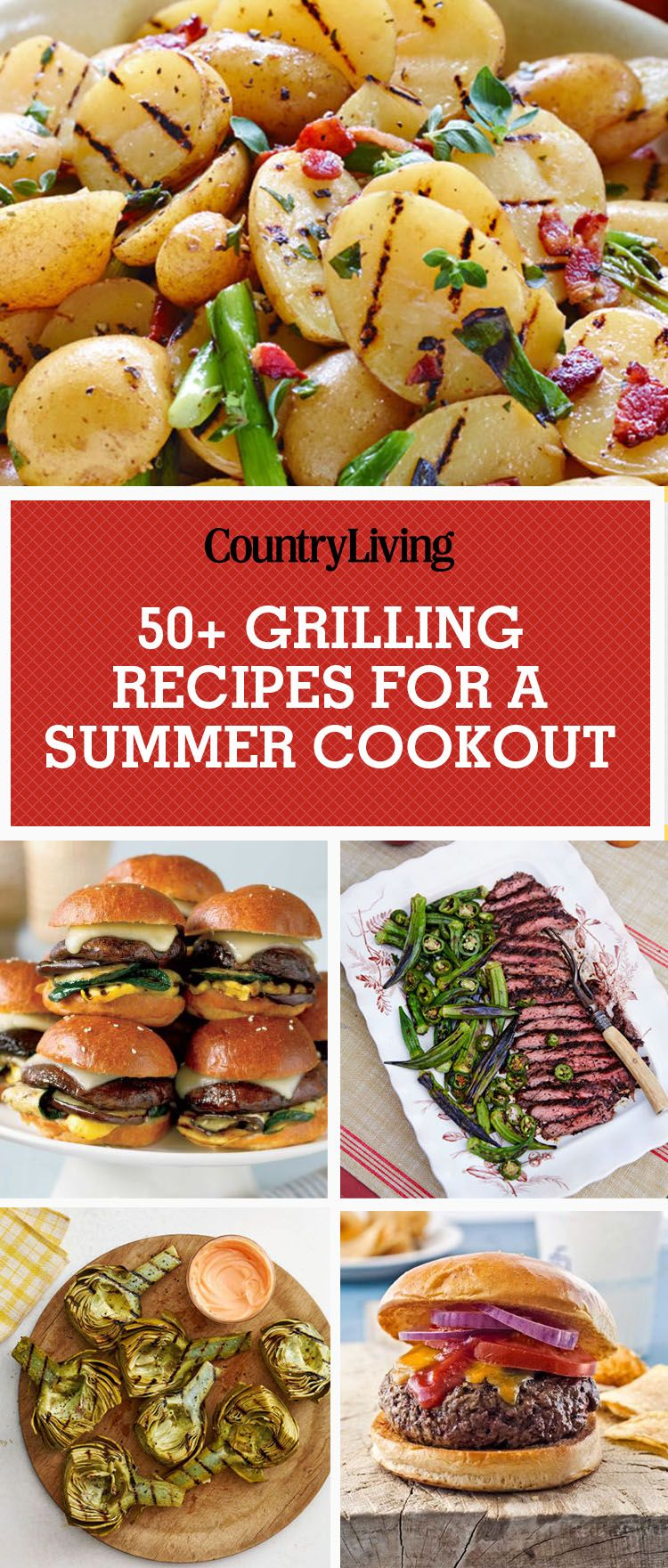 58 Best Summer Grilling Recipes Ideas