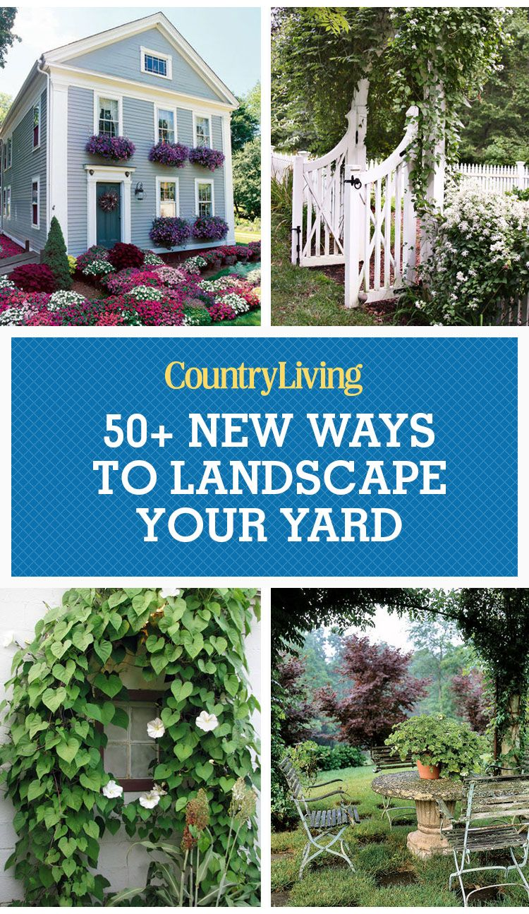 Landscaping Ideas Pictures Part - 48: 52 Best Front Yard And Backyard Landscaping Ideas - Landscaping Designs