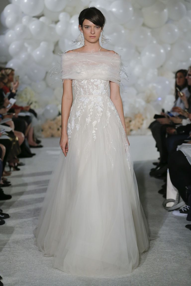 9 Modest Wedding Dresses - Forget the Naked Dress: Modest Wedding ...