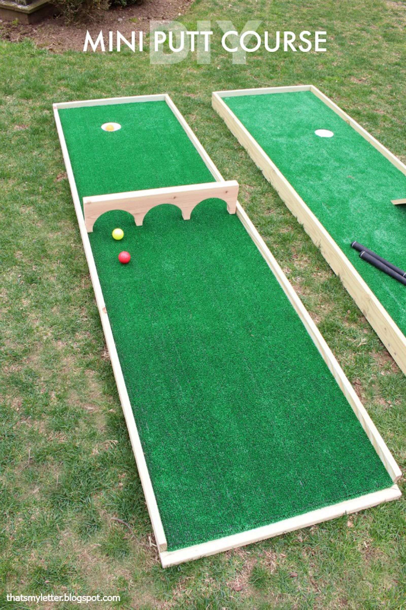 20 fun diy outdoor games for kids backyard party games for groups solutioingenieria Images