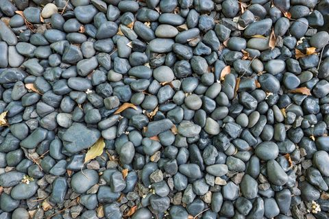 Blue, Black, Grey, Pebble,