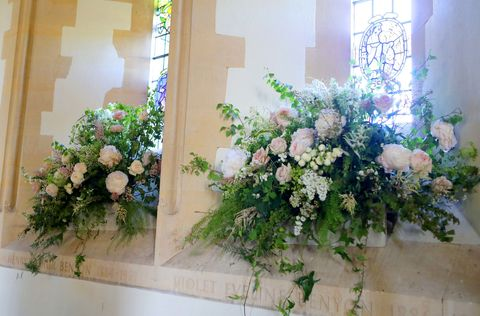Get An Inside Look At Pippa Middleton S Wedding Flowers