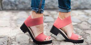 grandma sandals trend