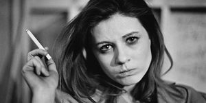 Patty Duke while filming Valley of the Dollys