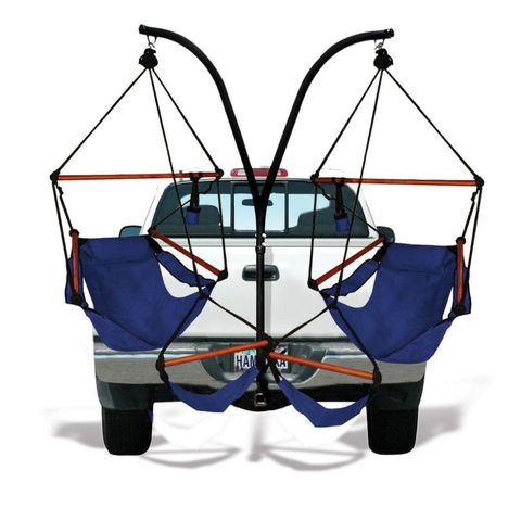 This Mobile Truck Swing Is Perfect For Summer Relaxation