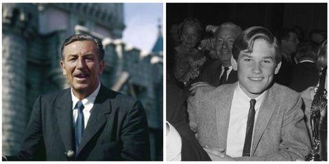 Walt Disney's dying words Kurt Russell
