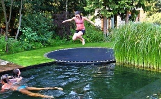 - In-Ground Trampoline DIY - How To Install An In-Ground Trampoline