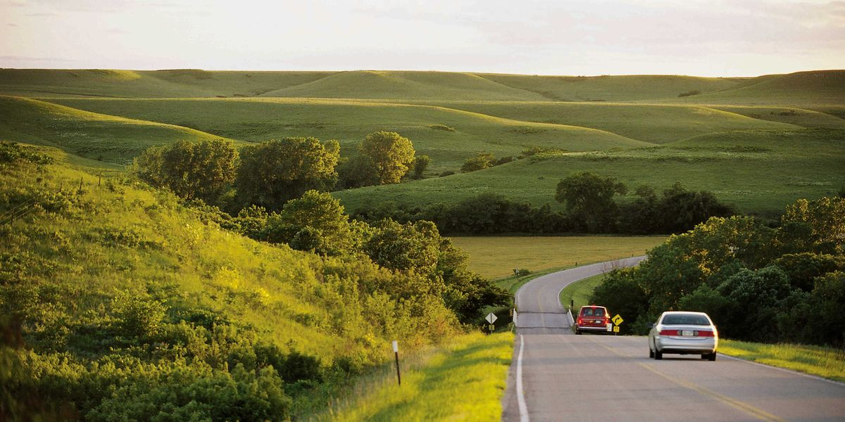65 Scenic Drives in America You Don't Want to Miss