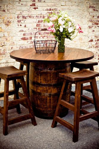 35 Genius Ways People Are Repurposing Whiskey Wine Barrels How