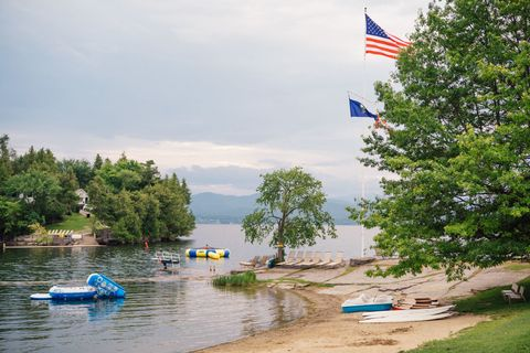 Best Lake Towns In America - Best Lake Towns to Retire