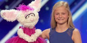 child ventriloquist america's got talent performance