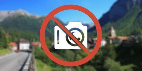 Sign, Traffic sign, Signage, Sky, Font, Road, Logo, Pole,