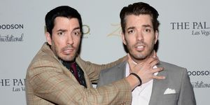 Drew and Jonathan Scott of Property Brothers