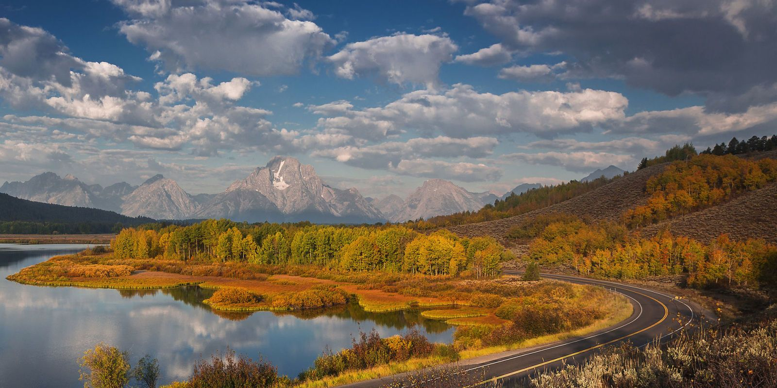 50 Most Scenic Drives in America Beautiful Drives in the USA