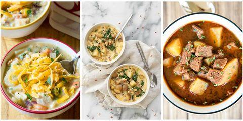11 Easy Potato Soup Recipes How To Make The Best Potato Soup