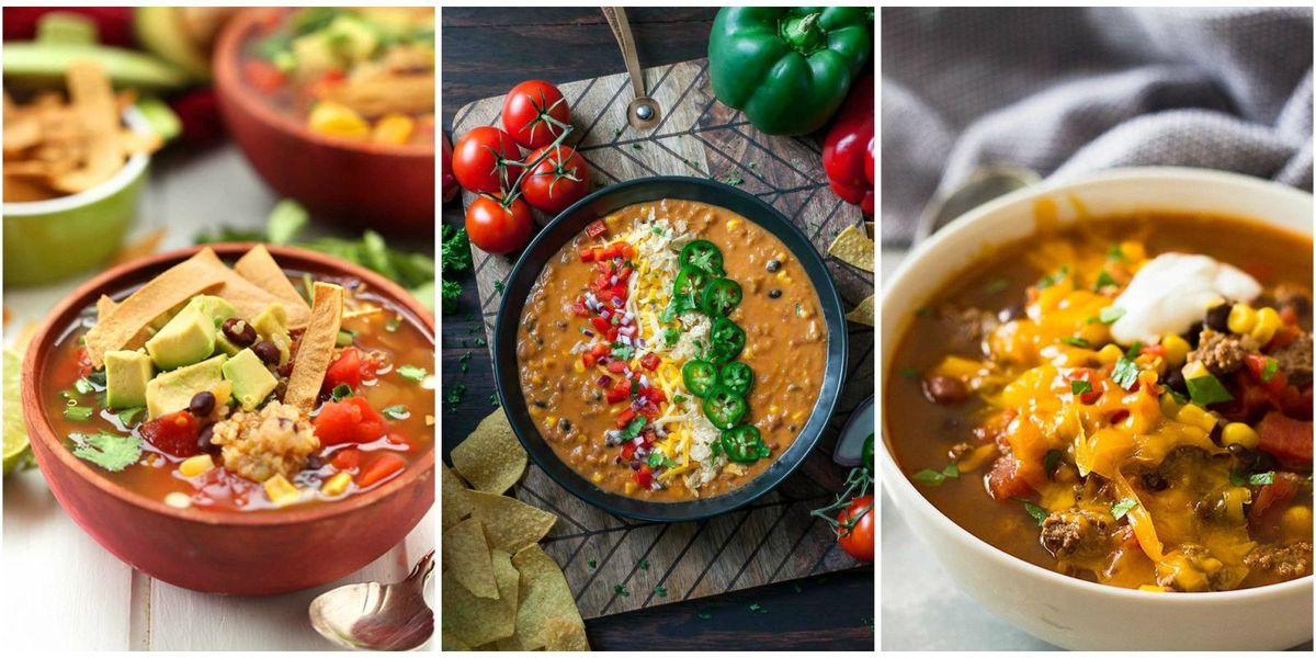 10 Tasty Taco Soups to Spice Up Your Dinner Routine