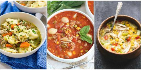 Dish, Food, Cuisine, Ingredient, Soup, Minestrone, Produce, Bún riêu, Recipe, Curry,