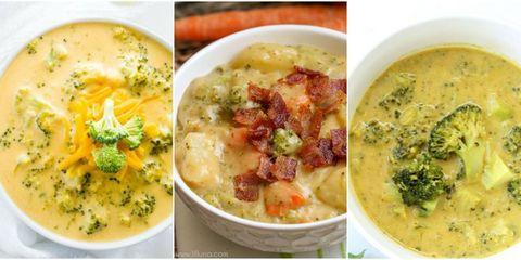 Food, Cuisine, Dish, Recipe, Soup, Breakfast, Ingredient, Garnish, Dishware, Meal,