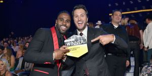 Jason Derulo and Luke Bryan