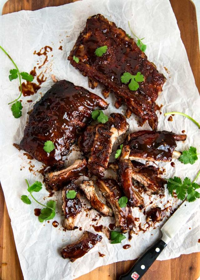 how to cook rib tips in slow cooker