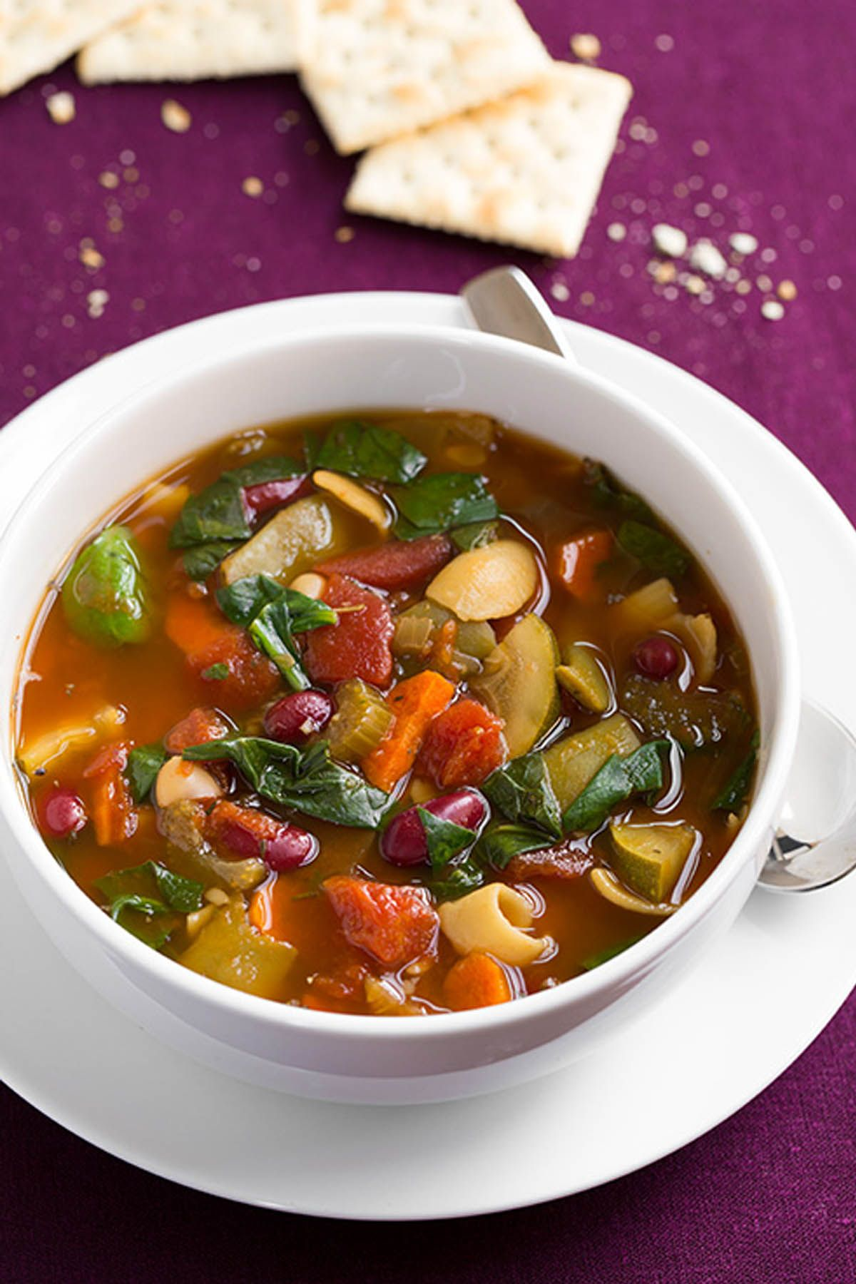 20 Best Minestrone Soup Recipes - How to Make Easy Minestrone Soup