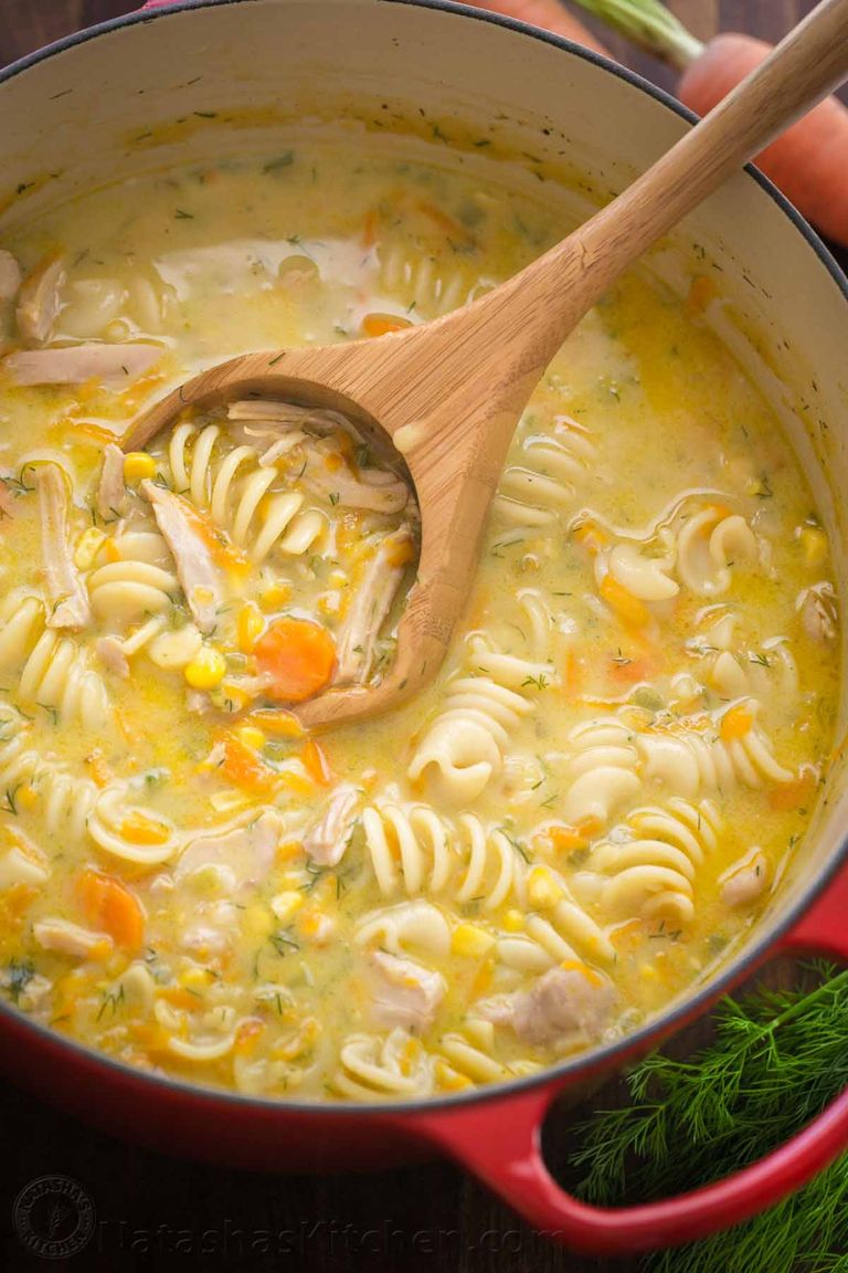 Where To Get Chicken Noodle Soup Fast Food