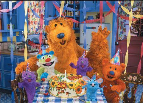 image - Bear Inthe Big Blue House Christmas