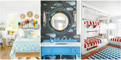 55 Fun Lake House Decor Ideas For Your Home and Backyard - Lake ...