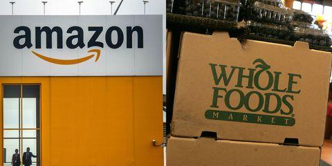Amazon, Whole Foods