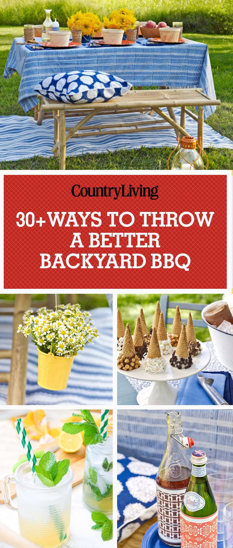 Best Backyard BBQ Party Ideas Summer Party Tips - Summer backyard party ideas