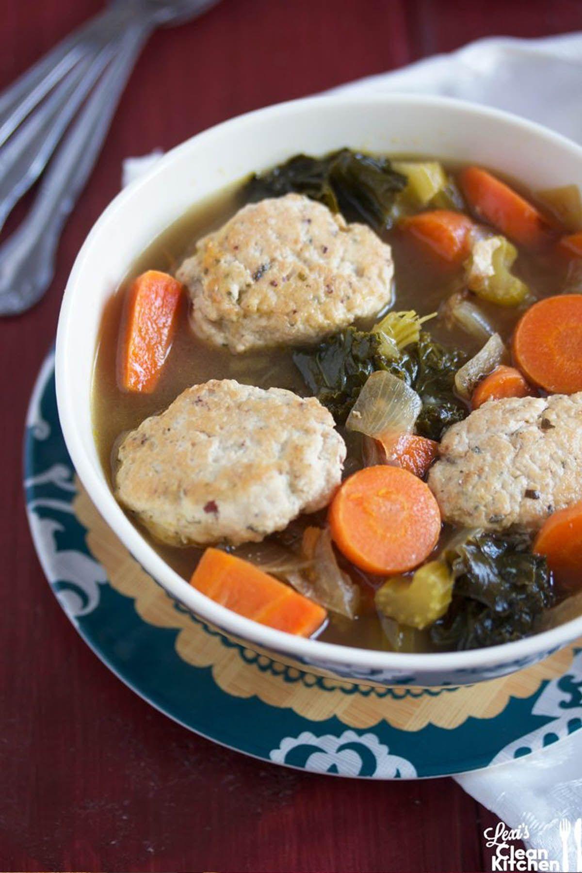 italian wedding soups