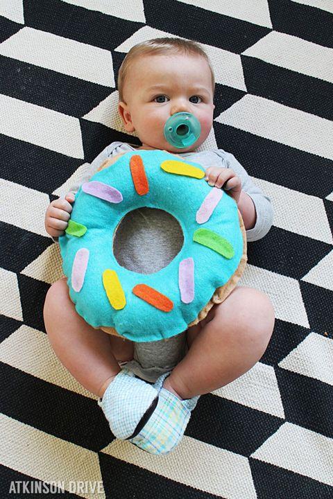 donut baby halloween costume