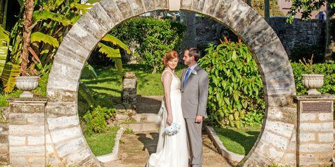 destination wedding in Bermuda