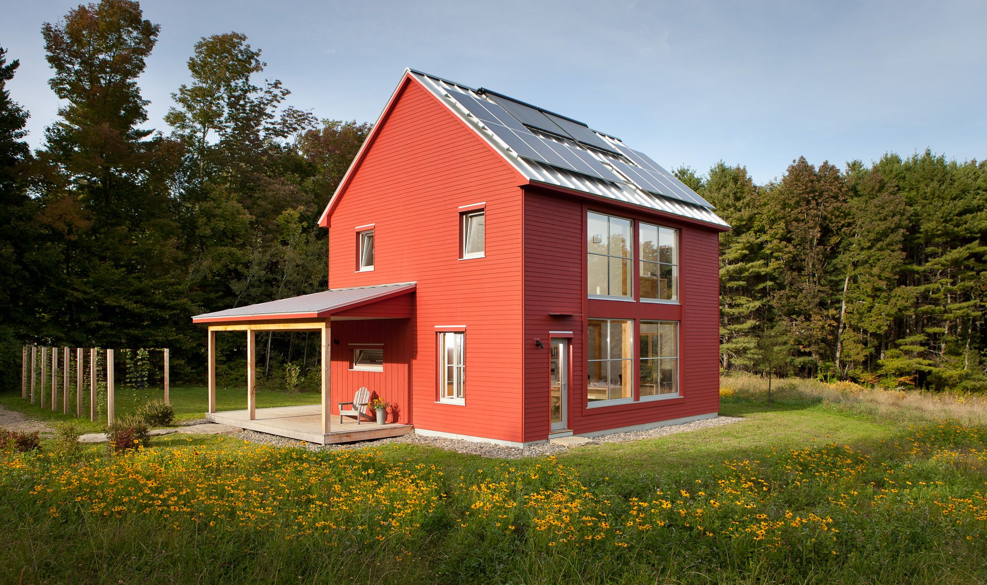 new prefab houses inspired by country cottages and barns go homes rh countryliving com
