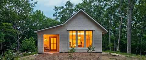 New Prefab Houses Inspired By Country Cottages And Barns Go Homes By Go Logic