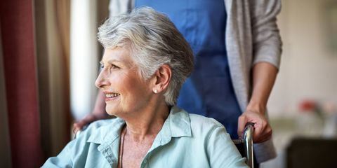 Ear, Hearing, Retirement home, Wrinkle,