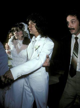 Valerie Bertinelli And Ed Van Halen Wedding