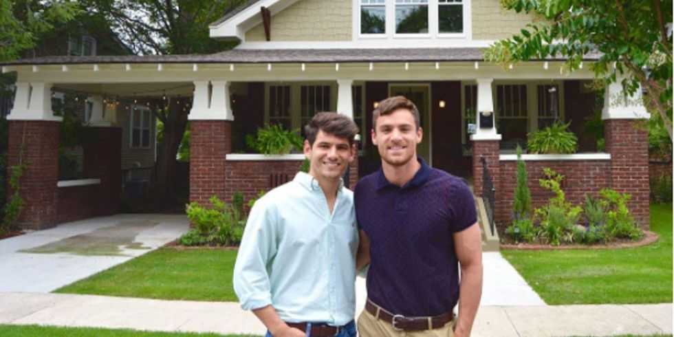 Down To The Studs On Hgtv Pj And Thomas Mckay On Down To