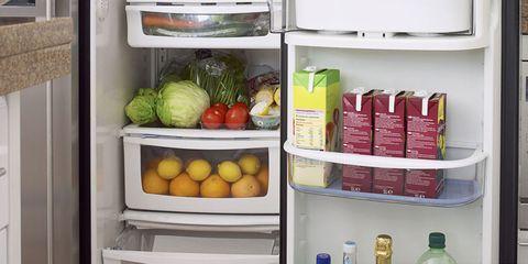refrigerator humidity drawers